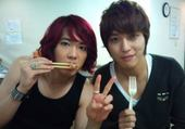 Jung Yong Hwa & Lee Hong Ki