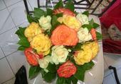 Puzzles joli bouquet
