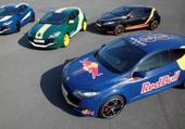 Puzzle 4 maganes renault sport