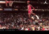 Puzzle gratuit Michael Jordan Slam Dunk