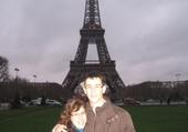 Puzzle Couple à Paris