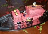 Puzzles camion de pompier