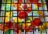 Puzzle sculptures de verre