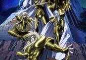 Jeu puzzle gold saint lost canvas