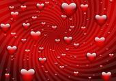 Puzzle coeur spirale