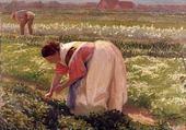 travail au champs-Fr.granacci
