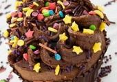Puzzle Jeux de puzzle : cupcake