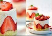 Puzzle fraisier