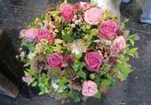 Puzzle Jeu puzzle joli bouquet
