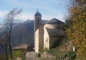Eglise en montagne