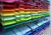 Puzzles papiers couleurs