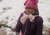 Puzzle gratuit lilou à la neige