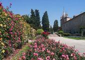 Jeu puzzle Nice monastère de cimiez