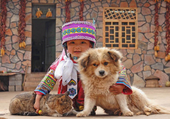 Jeu puzzle enfant et animaux