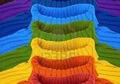 Puzzle pull multicolors