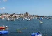 Puzzle Barfleur le port