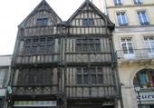 Puzzle vieilles maisons normandes