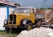 Puzzle gratuit vieux camion