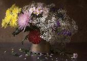 Puzzle gratuit Bouquet de fleurs par h