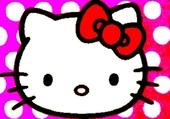 Jeux de puzzle : hello kitty