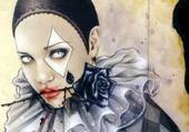 Puzzle Pierrot Gothique