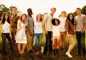 Puzzle Les acteurs de The Hunger Games