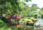 Puzzle gratuit Parc asiatique