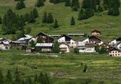 Puzzle village du Queyras Hautes Alpes