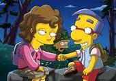 Puzzle Puzzle gratuit Simpsons
