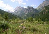 Puzzles vallée du Queyras - hautes Alpes
