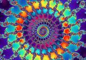 Puzzle Images fractales