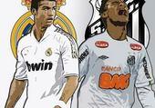 C.Ronaldo & Neymar