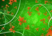Jeu puzzle la danse des feuilles