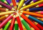 Puzzle en ligne crayons