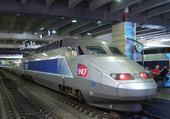 Jeu puzzle TGV