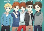 Puzzle Puzzle en ligne One Direction!!!