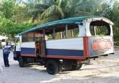 Jeu puzzle Bus atypique des Caraïbes
