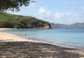Puzzle Plage à Mayreau aux Caraïbes