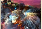 Puzzle paysages fantastiques