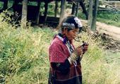 Puzzle gratuit femme karen pow - Thailande