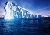 Puzzle iceberg