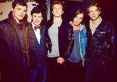 Puzzle Puzzle Ezra,Lucas,Toby,Caleb et Jason