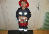 Puzzle Titi pompier