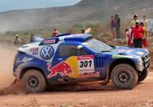 Jeu puzzle VW PARIS-DAKAR