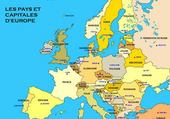 Puzzle l'europe