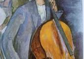 Jeux de puzzle : Le violoncelliste Modigliani