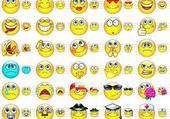 Puzzle smiley