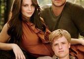 Puzzles Katniss, Gale and Peeta