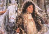 Puzzle en ligne Amérindienne