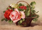 Puzzle roses - Catharina Klein